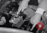 Image of Charlie McCarthy driving a car Princeton New Jersey USA, 1953, second 6 stock footage video 65675041357