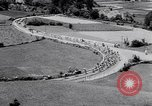 Image of bicycle racing France, 1953, second 9 stock footage video 65675041358