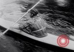 Image of Kayak Race Vezere River France, 1953, second 11 stock footage video 65675041360