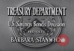 Image of Barbara Stanwyck United States USA, 1953, second 7 stock footage video 65675041361