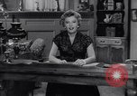Image of Barbara Stanwyck United States USA, 1953, second 10 stock footage video 65675041361