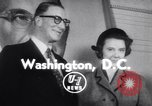 Image of Carey Kefauver Washington DC USA, 1955, second 5 stock footage video 65675041363