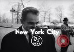 Image of Prince of Monaco New York City USA, 1955, second 1 stock footage video 65675041364
