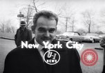 Image of Prince of Monaco New York City USA, 1955, second 2 stock footage video 65675041364