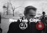 Image of Prince of Monaco New York City USA, 1955, second 3 stock footage video 65675041364