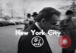 Image of Prince of Monaco New York City USA, 1955, second 4 stock footage video 65675041364