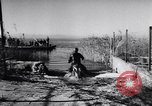 Image of Amphibious motorcycle Spain, 1955, second 12 stock footage video 65675041367