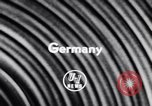 Image of F-100 Super Sabres Germany, 1956, second 5 stock footage video 65675041371