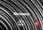 Image of F-100 Super Sabres Germany, 1956, second 6 stock footage video 65675041371