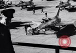 Image of F-100 Super Sabres Germany, 1956, second 8 stock footage video 65675041371