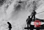 Image of Celilo Falls Oregon United States USA, 1956, second 11 stock footage video 65675041382
