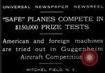 Image of Aircraft Competition New York United States USA, 1929, second 1 stock footage video 65675041386