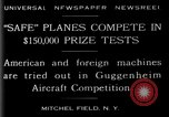 Image of Aircraft Competition New York United States USA, 1929, second 2 stock footage video 65675041386