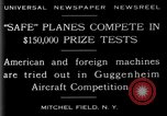 Image of Aircraft Competition New York United States USA, 1929, second 7 stock footage video 65675041386