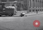 Image of unique motorcycle France, 1930, second 4 stock footage video 65675041393