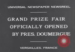 Image of President Doumergue Versailles France, 1931, second 4 stock footage video 65675041401