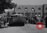 Image of amphibian automobile Glendale California USA, 1937, second 9 stock footage video 65675041422