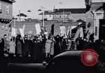 Image of picket line Jamaica New York USA, 1937, second 6 stock footage video 65675041425