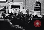 Image of picket line Jamaica New York USA, 1937, second 10 stock footage video 65675041425