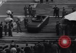 Image of amphibious automobile Rome Italy, 1938, second 10 stock footage video 65675041434