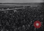 Image of horse race Longchamps France, 1938, second 12 stock footage video 65675041436
