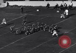 Image of Football Match Berkeley California USA, 1938, second 12 stock footage video 65675041437