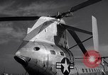 Image of YH-16A turboshaft tactical transport helicopter United States USA, 1955, second 6 stock footage video 65675041442