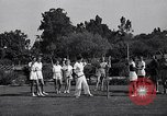 Image of Archery girls Los Angeles California USA, 1937, second 12 stock footage video 65675041450