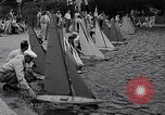 Image of amateur yachtsmen Nassau New York USA, 1937, second 8 stock footage video 65675041451