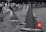 Image of amateur yachtsmen Nassau New York USA, 1937, second 11 stock footage video 65675041451
