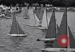 Image of amateur yachtsmen Nassau New York USA, 1937, second 12 stock footage video 65675041451