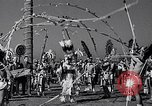 Image of Otomi Native American Indian dance Chicago Illinois USA, 1937, second 10 stock footage video 65675041452