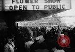 Image of International Flower Show New York City USA, 1961, second 7 stock footage video 65675041459