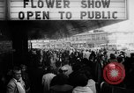 Image of International Flower Show New York City USA, 1961, second 8 stock footage video 65675041459
