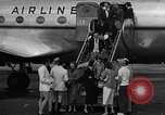 Image of Students Bermuda Island, 1950, second 9 stock footage video 65675041467