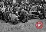 Image of rocket powered race car in Indianapolis Indianapolis Indiana USA, 1946, second 12 stock footage video 65675041470