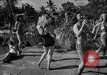 Image of Pin up models Coral Gables Florida, 1948, second 19 stock footage video 65675041472