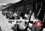 Image of Ken Syverson Snoqualmie Pass Washington USA, 1948, second 1 stock footage video 65675041474