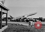 Image of missile Hawthorne California USA, 1956, second 8 stock footage video 65675041476
