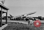 Image of missile Hawthorne California USA, 1956, second 9 stock footage video 65675041476