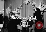 Image of Jacob Miller Stockton California USA, 1956, second 2 stock footage video 65675041478