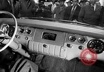Image of Chrysler Turbine Special automobile New York City USA, 1956, second 6 stock footage video 65675041479
