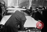 Image of Chrysler Turbine Special automobile New York City USA, 1956, second 11 stock footage video 65675041479
