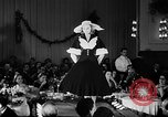 Image of fashion show Italy, 1956, second 7 stock footage video 65675041480