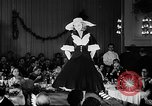 Image of fashion show Italy, 1956, second 8 stock footage video 65675041480