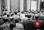 Image of President Eisenhower Washington DC USA, 1955, second 9 stock footage video 65675041483