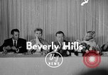 Image of June Allyson Beverly Hills California USA, 1955, second 1 stock footage video 65675041485