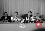 Image of June Allyson Beverly Hills California USA, 1955, second 2 stock footage video 65675041485