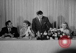 Image of June Allyson Beverly Hills California USA, 1955, second 4 stock footage video 65675041485