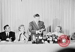 Image of June Allyson Beverly Hills California USA, 1955, second 9 stock footage video 65675041485